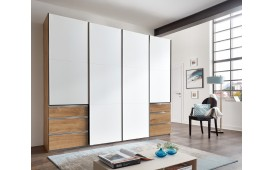 Designer Kleiderschrank AMOUNT v6 NATIVO™ Möbel Schweiz