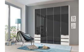 Designer Kleiderschrank RANK v1 NATIVO™ Möbel Schweiz