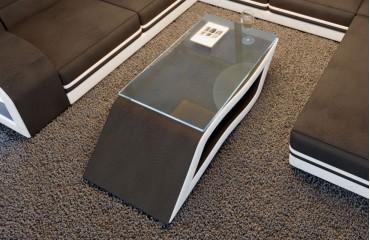 Table basse Design HERMES (Noir / Blanc) - EN STOCK NATIVO™ Möbel Schweiz