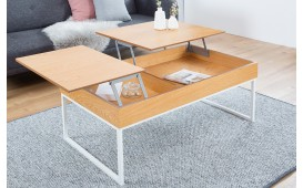 Table basse Design CINDERELLA OAK NATIVO™ Möbel Schweiz