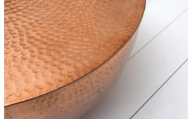 Table basse Design KUPA HALF COPPER 70 cm NATIVO™ Möbel Schweiz