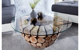 Table basse Design ESSENCE NATIVO™ Möbel Schweiz