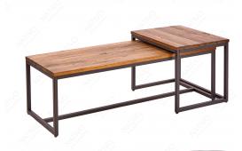 Tavolino di design UNITY LONG SET 2 NATIVO™ Möbel Schweiz