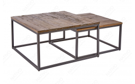 Table basse Design UNITY SET 2 NATIVO™ Möbel Schweiz