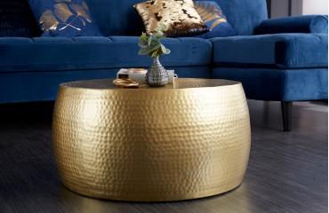 Designer Couchtisch KUPA GOLD II 60 cm NATIVO™ Möbel Schweiz