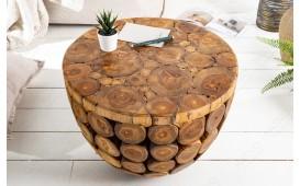 Tavolino di design ESSENCE NATURE 50 cm NATIVO™ Möbel Schweiz