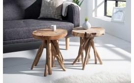 Tavolino d'appoggio di design ROOT 45 cm