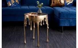 Table d'appoint Design LIQUOR GOLD 51 cm NATIVO™ Möbel Schweiz