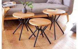 Designer Beistelltisch FABRIK SET 3 NATIVO™ Möbel Schweiz