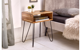 Table d'appoint Design RENO 40 cm