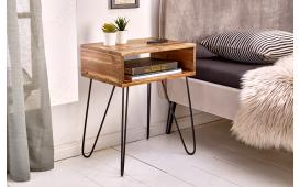 Tavolino d'appoggio di design RENO 40 cm