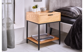 Table d'appoint Design UNITY 40 cm