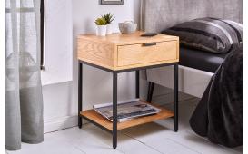 Tavolino d'appoggio di design UNITY 40 cm