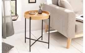 Tavolino d'appoggio di design UNITY 43 cm