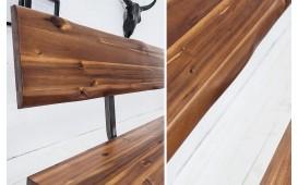 Designer Sitzbank ALMERE DARK 160 cm  NATIVO™ Möbel Schweiz