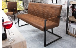 Panca di design RICH BROWN