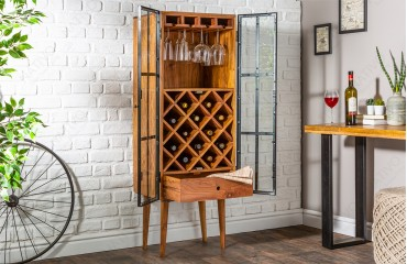 Designer Regal WINE VILLA BIG 145 cm NATIVO™ Möbel Schweiz