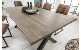 Table Design ALMARE GREY 160 cm