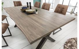 Tavolo da pranzo ALMARE GREY 160 cm
