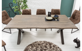 Tavolo da pranzo ALMARE GREY 200 cm NATIVO™ Möbel Schweiz