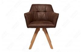 Sedia di design RIFLE BROWN ANTIK NATIVO™ Möbel Schweiz