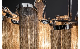Designer Hängeleuchte SUMMER 146 cm NATIVO™ Möbel Schweiz