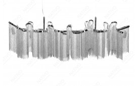 Lampada a sospensione SUMMER 146 cm NATIVO™ Möbel Schweiz