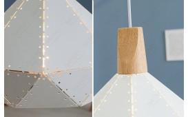 Designer Hängeleuchte MAN II WHITE NATIVO™ Möbel Schweiz