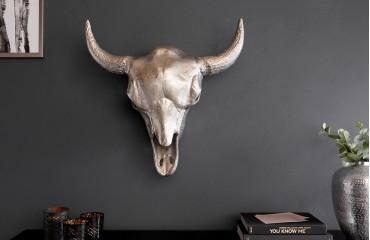 Décoration Design TORRERO SILVER 56 cm NATIVO™ Möbel Schweiz