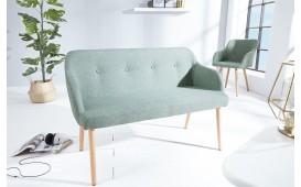 Designer Sitzbank SQUARE GREEN