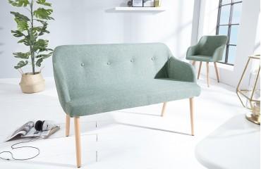 Designer Sitzbank SQUARE GREEN NATIVO™ Möbel Schweiz