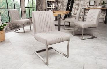 Sedia di design VILLA STONE GREY NATIVO™ Möbel Schweiz