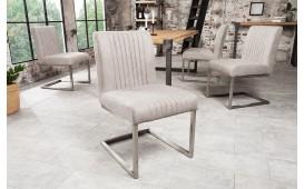 Chaise Design VILLA STONE GREY