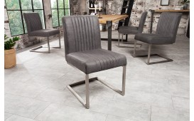 Sedia di design VILLA VINTAGE GREY NATIVO™ Möbel Schweiz