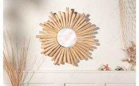 Miroir Design WOOD 60 cm