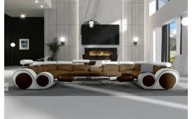 Divano di design BARCA XXL con funzione relax