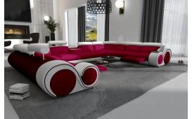 Canapé Design BARCA XXL avec fonction relax