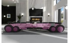 Designer Sofa BARCA XXL inkl. Relax-Funktion NATIVO™ Möbel Schweiz