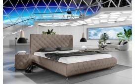 Designer Lederbett FLORA NATIVO™ Möbel Schweiz