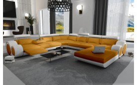 Designer Sofa BARCA MAXI inkl. Relax-Funktion