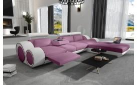 Designer Sofa BARCA MINI mit Relax-Funktion