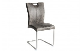 Chaise Design WING VINTAGE GREY