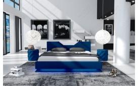 Designer Lederbett ARTEMIS NATIVO™ Möbel Schweiz