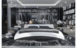 Designer Lederbett PIONEER mit Beleuchtung ©iconX STUDIOS