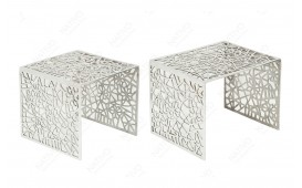 Table basse Design MOZAIK SET 2