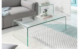 Designer Couchtisch CLEAR Set 2-NATIVO™ Möbel Schweiz