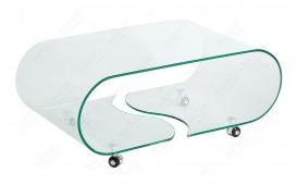 Designer Couchtisch CLEAR ROND-NATIVO™ Möbel Schweiz