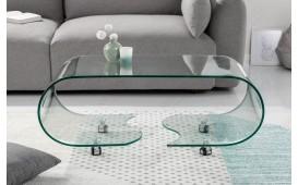 Tavolino di design CLEAR ROND