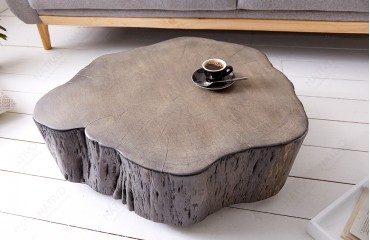 Table basse Design DOA GREY 77 cm
