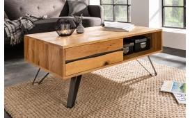 Tavolino di design VERGE 110 cm